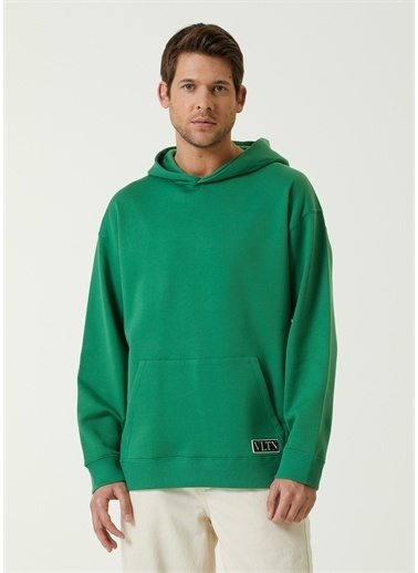 Valentino Sweatshirt Yeşil